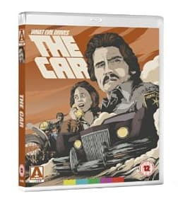 The CarBlu-ray