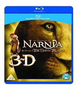 The Chronicles of Narnia: The Voyage of the Dawn TreaderBlu-ray