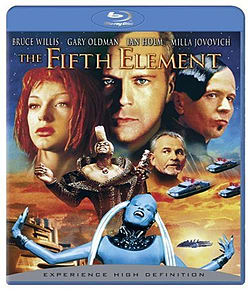 The Fifth Element [1997] [US Import]Blu-ray