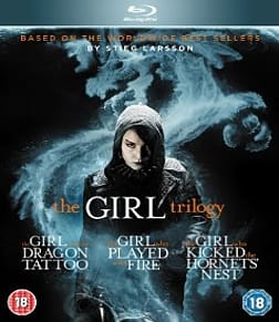 The Girl TrilogyBlu-ray