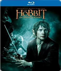The Hobbit: An Unexpected Journey - Limited EditionBlu-ray