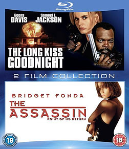 The Long Kiss Goodnight/The Assassin: Double PackBlu-ray