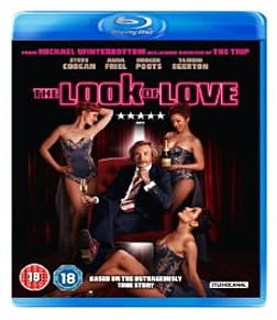 The Look Of LoveBlu-ray