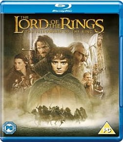 The Lord Of The Rings: The Fellowship of the RingBlu-ray