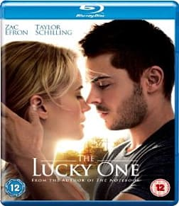 The Lucky OneBlu-ray