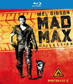 The Mad Max TrilogyBlu-ray