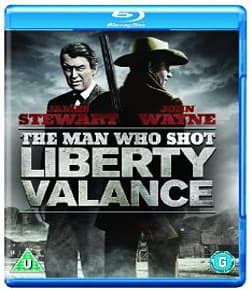 The Man Who Shot Liberty ValanceBlu-ray