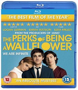 The Perks of Being a WallflowerBlu-ray
