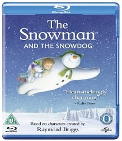 The Snowman and the SnowdogBlu-ray