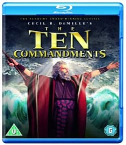 The Ten CommandmentsBlu-ray