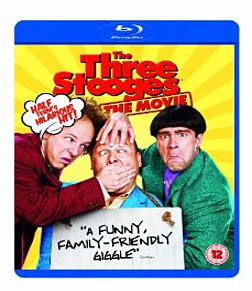 The Three Stooges : The MovieBlu-ray