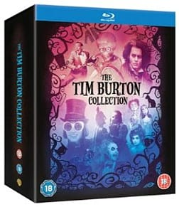 The Tim Burton CollectionBlu-ray