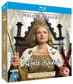 The White QueenBlu-ray