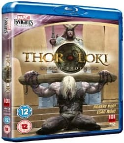 Thor And Loki: Blood BrothersBlu-ray