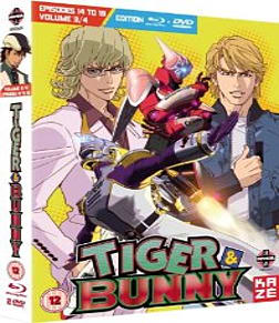 Tiger And Bunny: Part 3Blu-ray