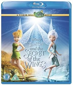 Tinker Bell and the Secret of the WingsBlu-ray
