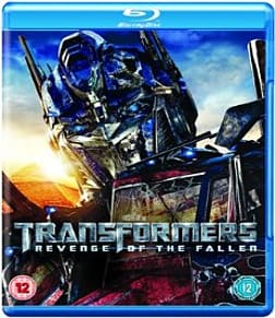 Transformers: Revenge Of The FallenBlu-ray