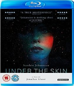 Under The Skin [2014]Blu-ray