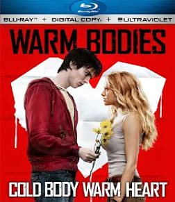Warm Bodies [2013] [US Import]Blu-ray