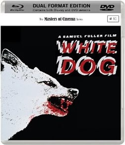 White Dog Masters of CinemaBlu-ray