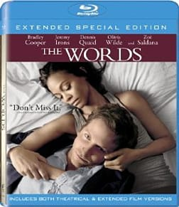 Words [2012] [US Import]Blu-ray