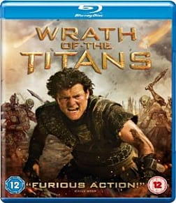 Wrath of the TitansBlu-ray