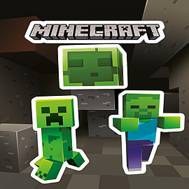 Minecraft Creepers Sticker PackPosters