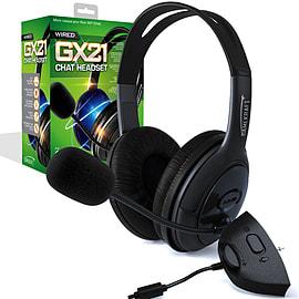 Gamekraft GX21 Chat Headset - Xbox 360 XBOX360