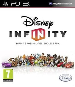 Disney InfinityPlayStation 3Cover Art