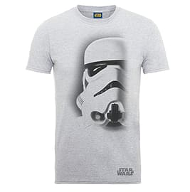 Stormtrooper Face T-Shirt LargeClothing and Merchandise