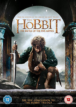 The Hobbit: The Battle Of The Five ArmiesDVD