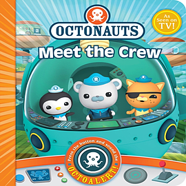 Octonauts: Meet the Crew!: A Novelty Sound Book (Hardcover)Books
