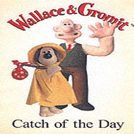 Wallace and Gromit: Catch of the Day (Wallace & Gromit) (Hardcover)Books