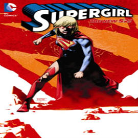 Supergirl Volume 4 TP (The New 52) (Paperback)Books