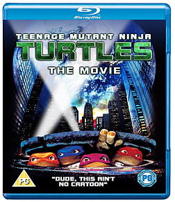 Teenage Mutant Ninja Turtles - The Original Movie [Blu-ray]Blu-ray
