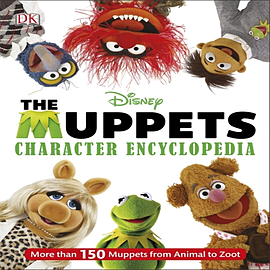 Muppets Character Encyclopedia (Hardcover)Books
