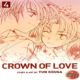 Crown of Love Vol 4 (Paperback)Books