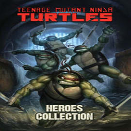 Teenage Mutant Ninja Turtles Heroes Collection (Hardcover)Books