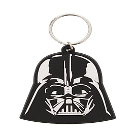 Star Wars Darth Vader Black KeyringKeyrings