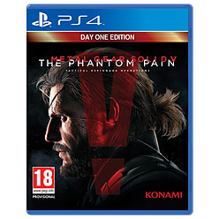 Metal Gear Solid V: The Phantom Pain Day 1 EditionPlayStation 4