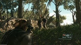 Metal Gear Solid V: The Phantom Pain Day 1 Edition screen shot 10