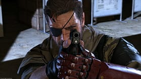 Metal Gear Solid V: The Phantom Pain Day 1 Edition screen shot 11
