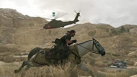 Metal Gear Solid V: The Phantom Pain Day 1 Edition screen shot 8