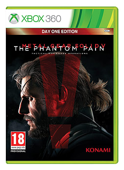 Metal Gear Solid V: The Phantom Pain Day 1 Edition for Xbox 360