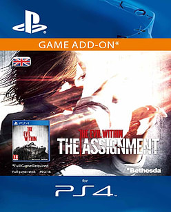 The Evil Within - The Assignment DLC for PS4