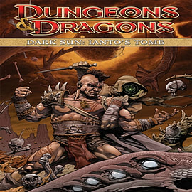 Dungeons & Dragons: Dark Sun - Ianto's Tomb (Hardcover)Books