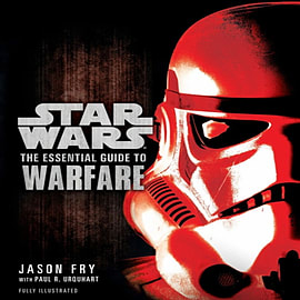 Star Wars - The Essential Guide to Warfare (Paperback)Books