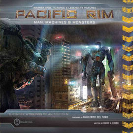Pacific Rim: Man, Machines & Monsters (Hardcover)Books