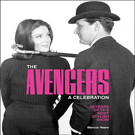 The Avengers: A Celebration: 50 Years of a Television Classic (Hardcover)Books