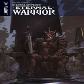Eternal Warrior Volume 2: Eternal Emperor TP (Paperback)Books